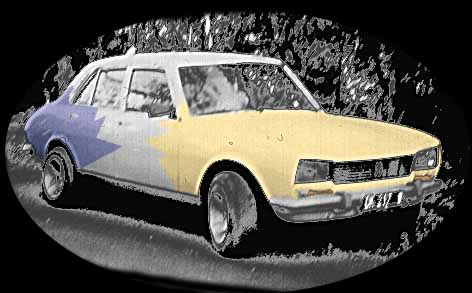 Peugeot 504 site in french