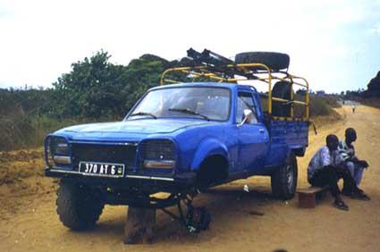 Peugeot 504 Dangel Pick Up Auto Galerij Idee